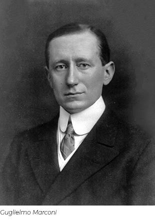 Guglielmo Marconi scout CNGEI