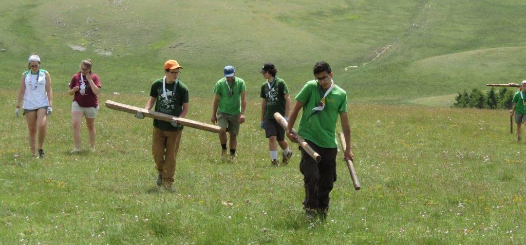 attività scout Masterchef 2018 Scout CNGEI