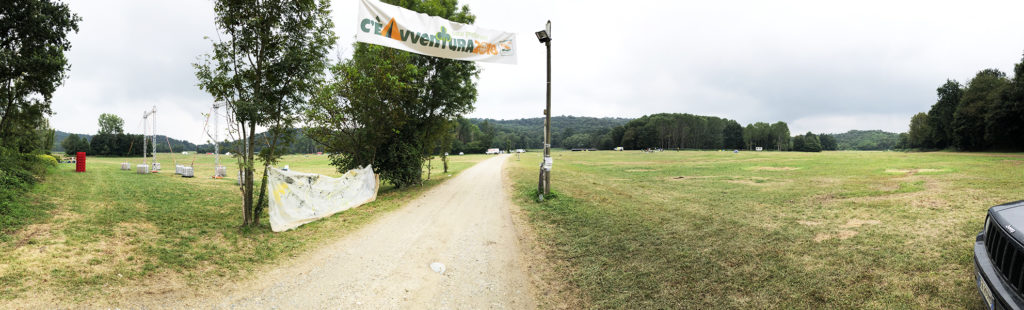 campo scout nazionale CN2018 CNGEI