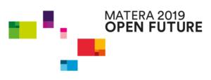 matera capitale della cultura logo 2019