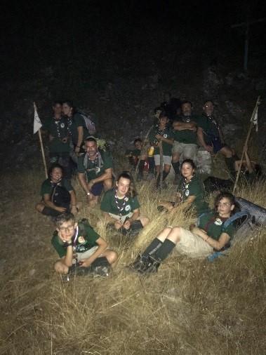 Orienteering scout cngei