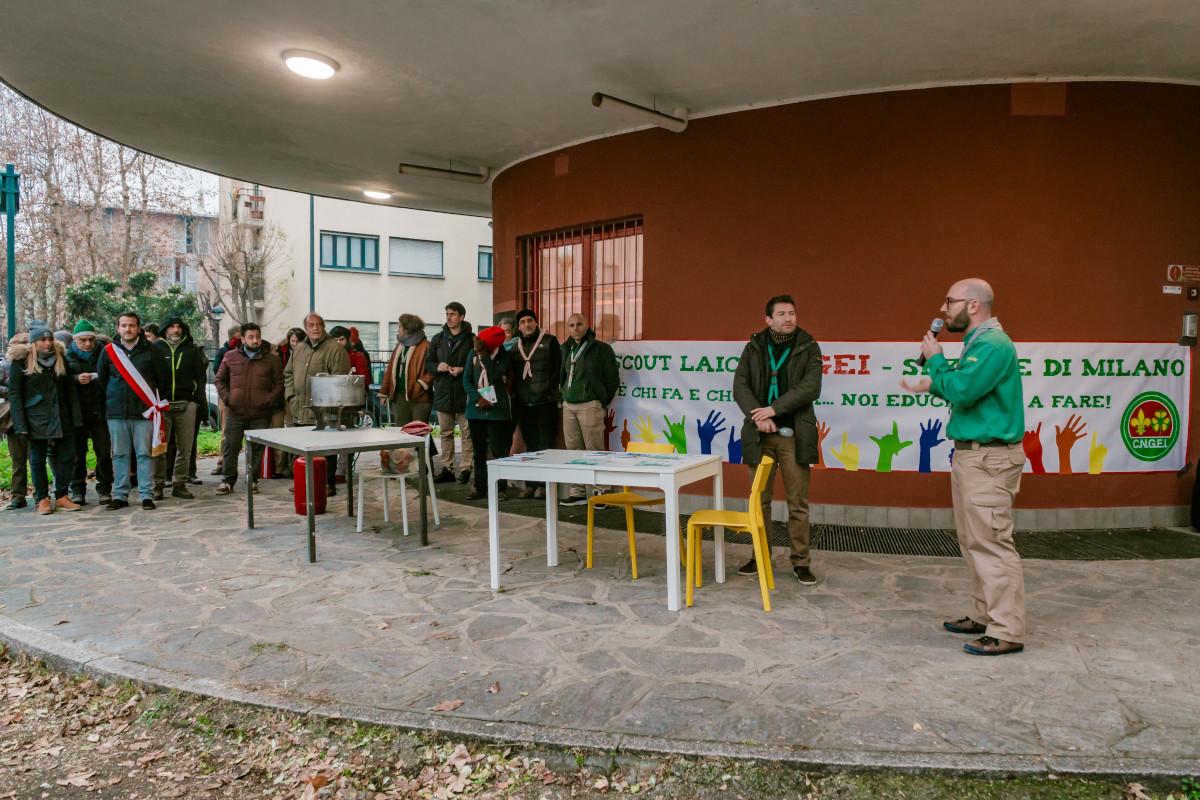 scout cngei milano - sede pog34