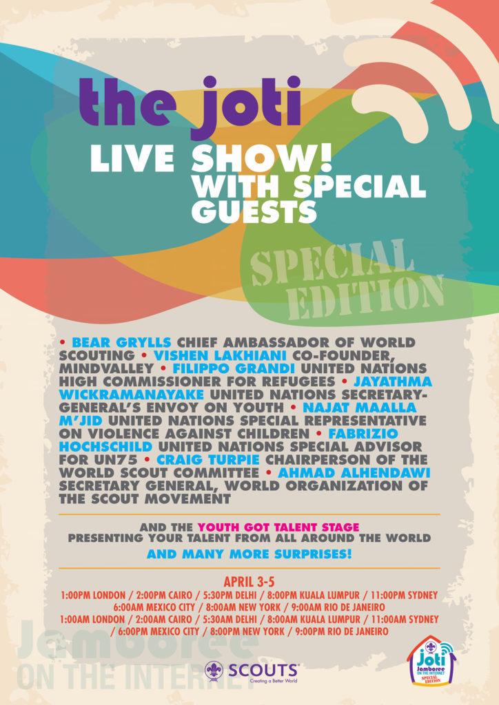 joti live show 2020