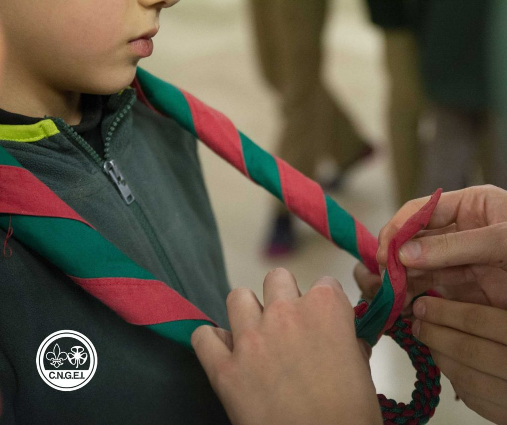promessa scout cngei