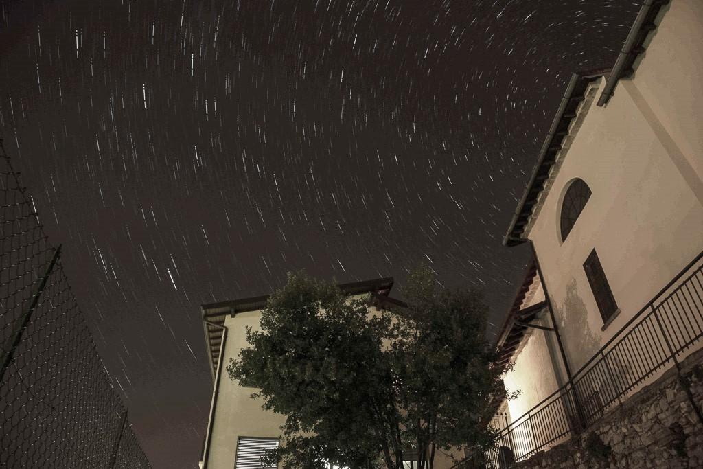 cielo stellato costellazioni